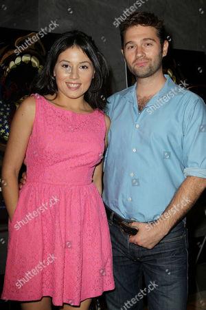 John Buffalo Mailer and Katrina Eugenia