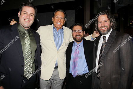 Stock Photo of Jeremy Newberger, Bill Boggs, Seth Kramer, Daniel A. Miller