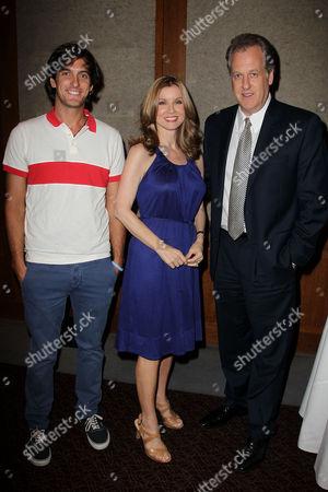 Andrew Jenks, Michael Kay and Jodi Applegate