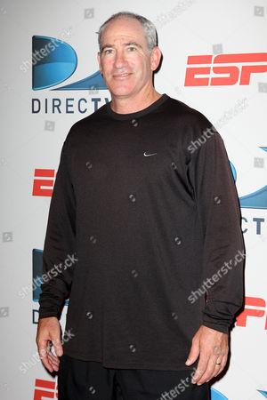 Editorial photo of Direct TV ESPN US Open Experience Kick Off Event, Bryant Park, New York, America - 26 Aug 2009