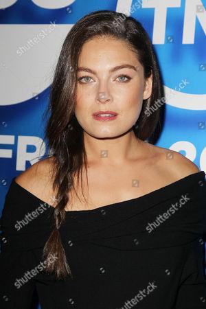 Stock Photo of Alexandra Davalos
