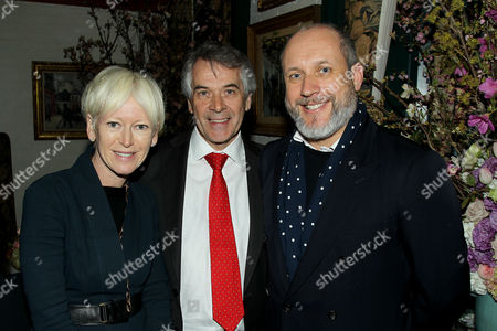 Joanna Coles, Sir Peter Westmacott (British Ambassador UN), Peter Copping