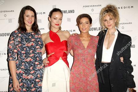 Margot Hand, Olivia Wilde, Reed Morano, Juno Temple