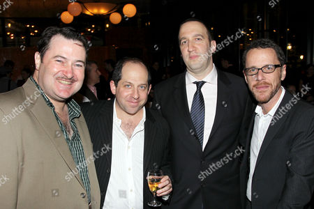 Editorial image of 'Relatively Speaking' Opening Night After Party, New York, America - 20 Oct 2011