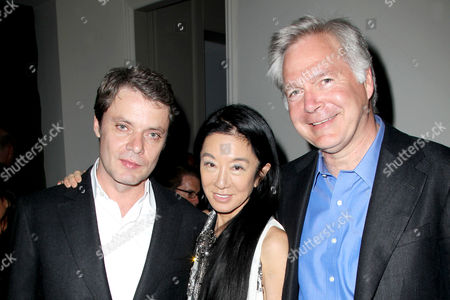 Editorial photo of 'L'Amour Fou'  Yves Saint Laurent documentary screening after party, New York, America - 01 May 2011