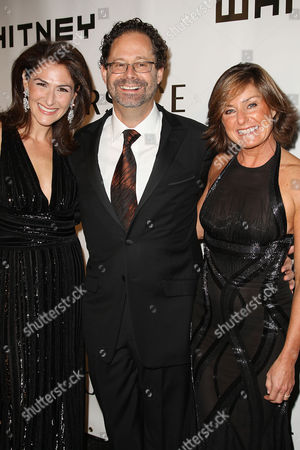 Allison Kanders, Adam Weinberg and Liz Swig