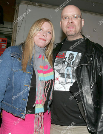 Bebe Buell and John Holmstrom