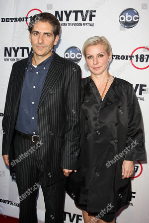 Editorial image of Sixth Annual New York Television Festival Premiere of ABC's Detroit 1-8-7, New York, America - 20 Sep 2010