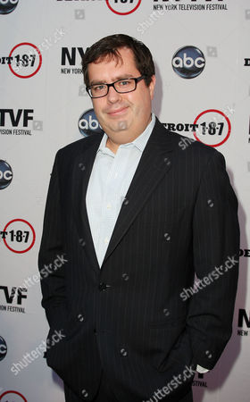 Terence Gray (Festival Founder and Executive Director of New York Television Festival)