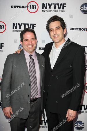David Zabel (Executive Producer) and Jason Richman (Executive Producer)