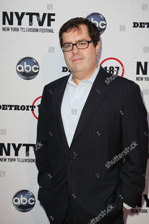 Stock Photo of Terence Gray (Festival Founder and Executive Director of New York Television Festival)