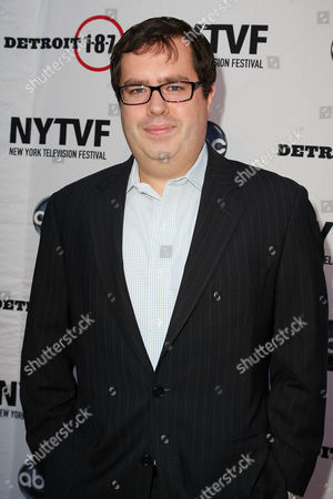 Stock Picture of Terence Gray (Festival Founder and Executive Director of New York Television Festival)