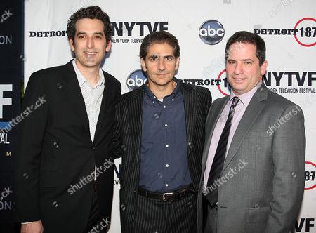 Jason Richman (Executive Producer), Michael Imperioli and David Zabel (Executive Producer)