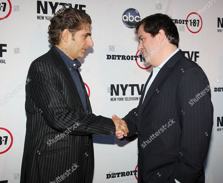 Editorial photo of Sixth Annual New York Television Festival Premiere of ABC's Detroit 1-8-7, New York, America - 20 Sep 2010