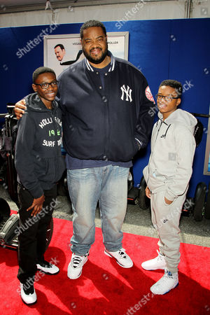 Grizz Chapman with Family