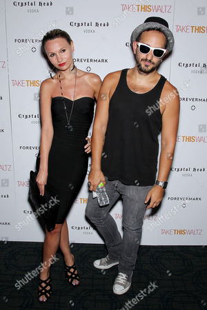 Stock Picture of Camilla Romestrand with Guest