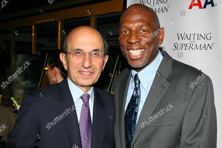 Joel Klein (NYC Schools Chancellor) and Geoffrey Canada (President & CEO of Harlem Children's Zone)