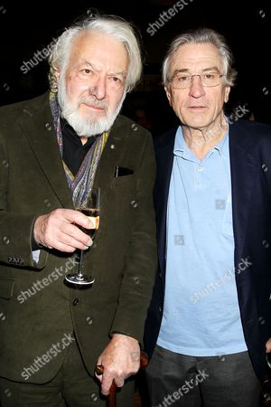 Editorial photo of 2nd Annual Robert De Niro Prize Reception, New York, America - 22 Jan 2013