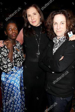 Thelma Golden, Laurie Simmons and Deborah Kass