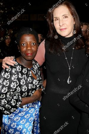 Thelma Golden and Laurie Simmons