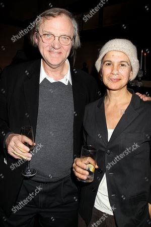 Editorial image of 2nd Annual Robert De Niro Prize Reception, New York, America - 22 Jan 2013