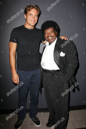 Michael Shannon and Percy Sledge