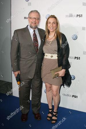 David Rockefeller Jr and Susan Rockefeller