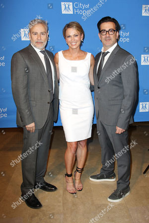 Editorial photo of City of Hope's Spirit of Life Awards, New York, America - 05 May 2014