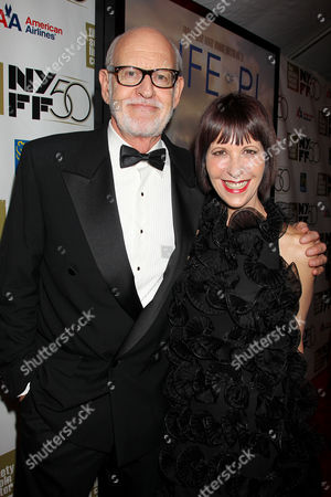 Stock Photo of Frank Oz and Ellen Greene