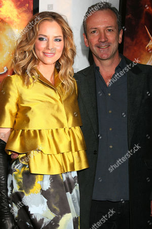 Sienna Guillory and Iain Softley (Director)