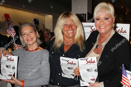 Editorial photo of 'Inside Seka' Book Signing, New York, America - 30 Sep 2013