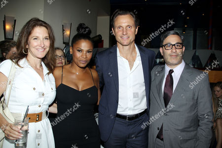 Emily Gerson Saines, Nia Long, Tony Goldwyn (Co-Creator) and Jason Weinberg
