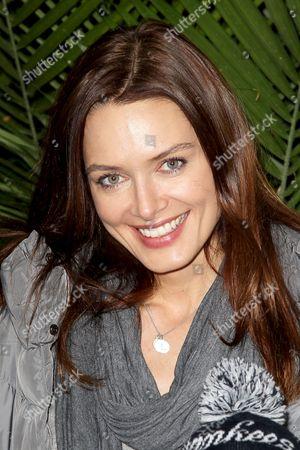 Stock Photo of Daniella Van Graas