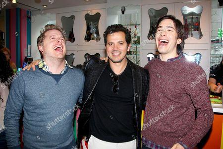 Skyler Stone, John Leguizamo and Justin Long