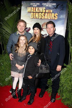 Skyler Stone with family