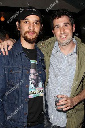 Joshua Safdie and Adam Leon