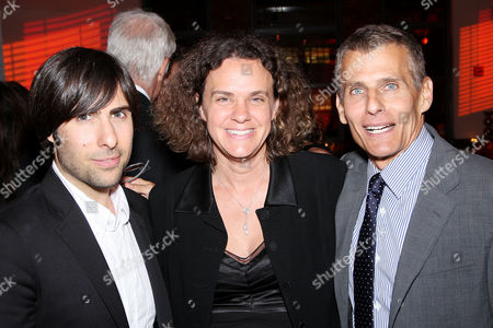 Jason Schwartzman, Sarah Condon (Exec Producer), Micheal Lambardo (Producer HBO)