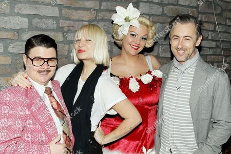 Murray Hill, Sia, World Famous *BOB* and Alan Cumming