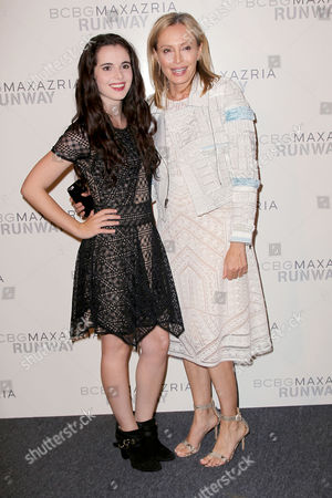 Vanessa Marano and Lubov Azria