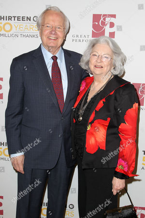 Bill Moyers and Judith Moyers