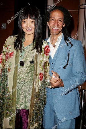 Stock Image of Irina Pantaeva and Leandro Perez
