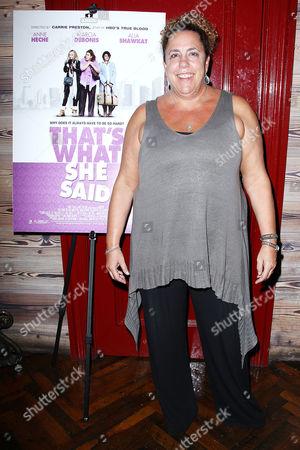 Stock Picture of Marcia DeBonis