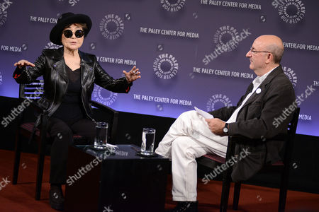 Yoko Ono and Anthony DeCurtis