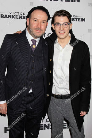 Paul McGuigan with son