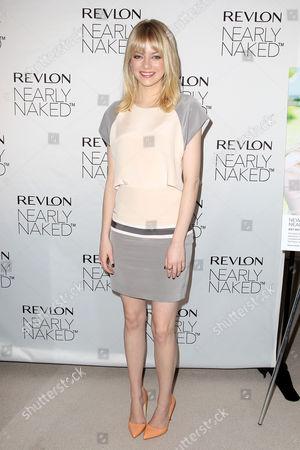 Stock Image of Emma Stone