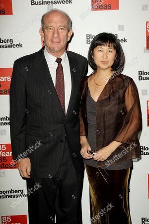 Daniel Wolf and Maya Lin
