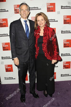 Stock Photo of Tim Jessell and Renee Fleming