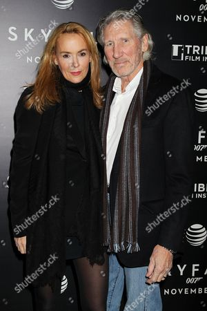 Editorial photo of 'Skyfall' film screening, New York, America - 05 Nov 2012