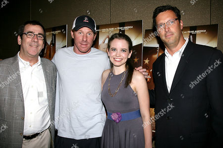Jack Foley, Eric Eisner, Phoebe Strole and Andrew Karpen