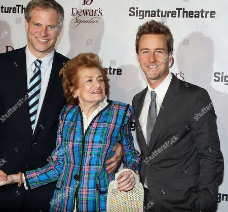 John Griffin, Alice Griffin and Edward Norton
